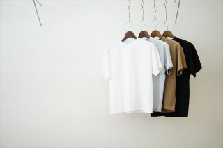 AULALEE(オーラリー)for women LUSTER PLAITING BIG TEE