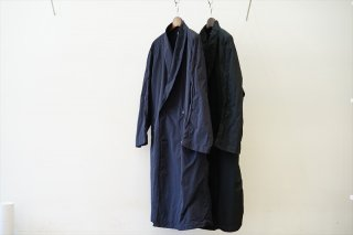 Graphpaper(グラフペーパー)Garment Dyed Shop Coat/Navy/Black/