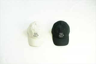 Poet Meets Dubwise(ポエトミーツ ダブワイズ)Baseball Low Cap Twill/Putty/Black/