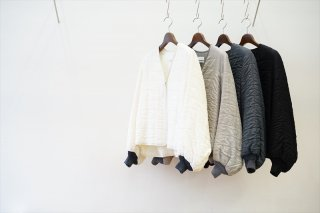 Graphpaper for women(グラフペーパー)Jacquard Quilt Blouson