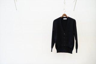 Graphpaper for women (グラフペーパー)High Density Cardigan/Black