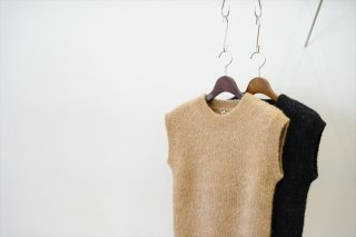 AURALEE(オーラリー)for women ALPACA WOOL SUPER LIGHT KNIT VEST