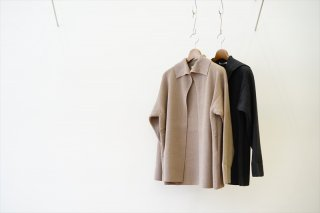 AURALEE for women (オーラリー) SUPER FINE WOOL RIB KNIT CARDIGAN