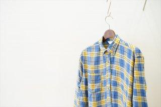 UNUSED for women(アンユーズド)Check Shirt