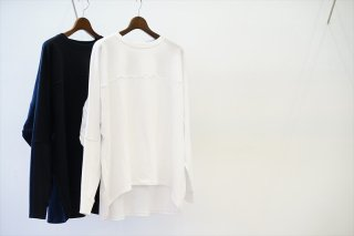 Graphpaper(グラフペーパー)PRE_ for Graphpaper Oversized FTB L/S Tee