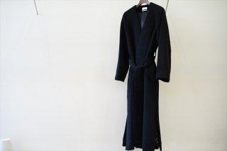 Graphpaper for women(グラフペーパー) Suri Alpaca Gown Coat/Black