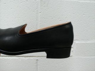 moto Leather Slip On for Woman's