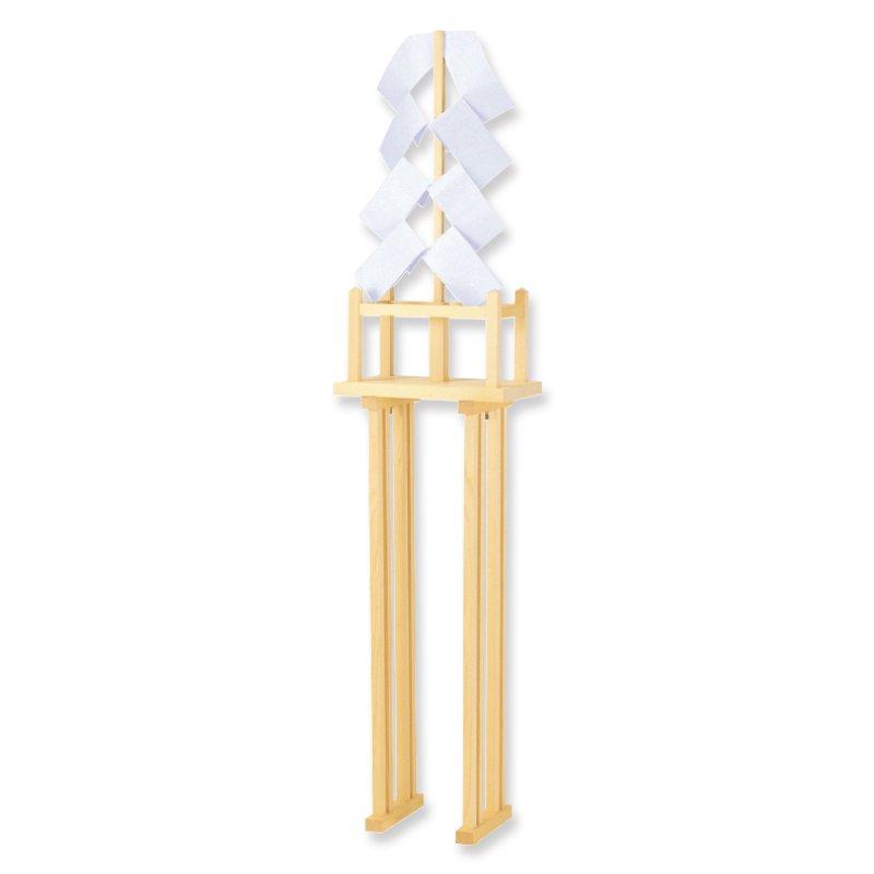 普及型神籬台付案 - 民俗工芸|神棚・装束・神祭具