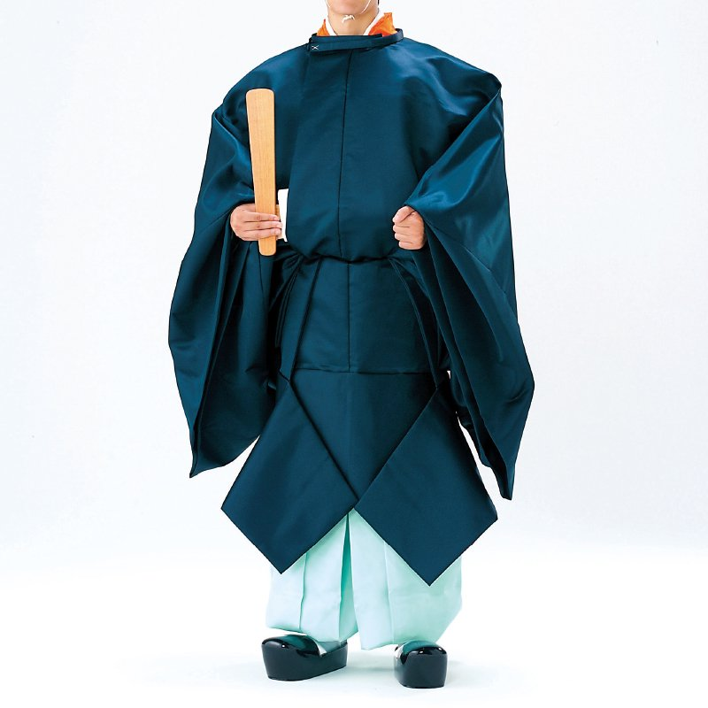 袍_冬袍-民俗工芸|神棚・装束・神祭具