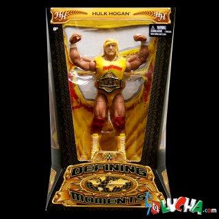 HULK HOGAN(ハルク・ホーガン)フィギュア/MATTEL WWE  Defining Moments