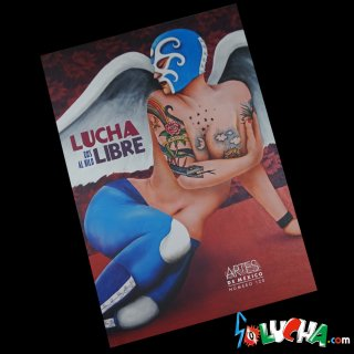 ARTES DE MEXICO No.120/ LUCHA LIBLE