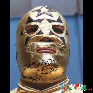 Super Astro Autographed Photo / スペル・アストロ サイン入ブロマイド