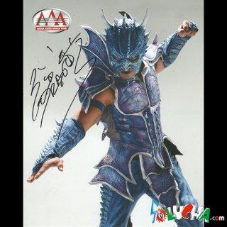 Drago / ドラゴ サイン入ブロマイド