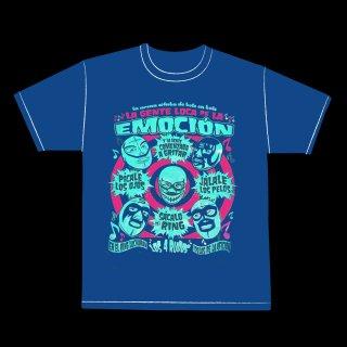 ロカ・デラ・エモーション Tシャツ / La Gente Loca de la EMTION T-Shirt