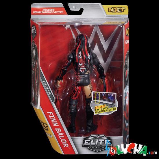 FINN BALOR(フィン・ベイラー)デモンVer.フィギュア/WWE MATTEL Elite 46