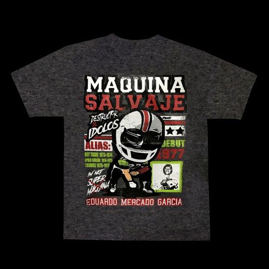Maquina Salvaje T-Shirt / マキナ・サルバヘ Tシャツ