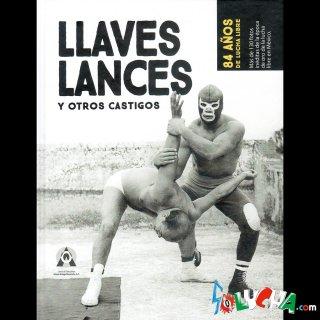 LLAVES LANCES Y OTOROS CASTIGOS ハードカバー版