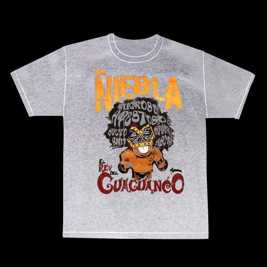 Mr. Niebla  T-Shirt / ミステル・ニエブラ Tシャツ