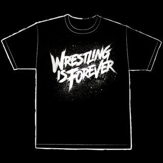 マット・クロス(ソン・オブ・ハボック)Wrestling is Forever Tシャツ