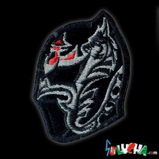マスクマン刺繍ワッペン ドラゴン・リー