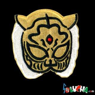マスクマン刺繍ワッペン タイガーマスク