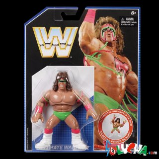 Ultimate Warrior フィギュア / Mattel WWE Retro シリーズ