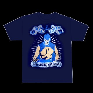 Blue Demon T-Shirt / ブルー・デモン Tシャツ   #1