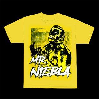Mr.Niebla T-Shirt / ミステル・ニエブラ Tシャツ