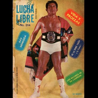 LUCHA LIBLE No.314
