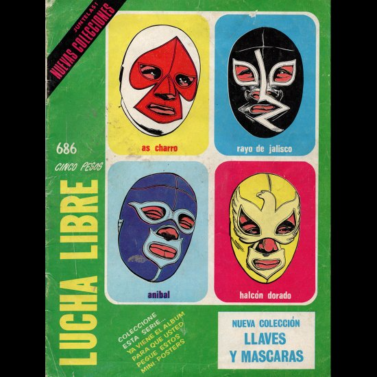 LUCHA LIBLE No.686
