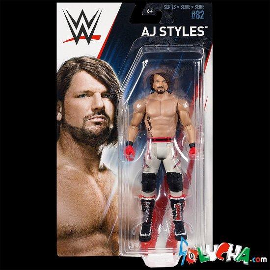 AJ STYLES(AJスタイルズ) フィギュア/WWE MATTEL Series 82