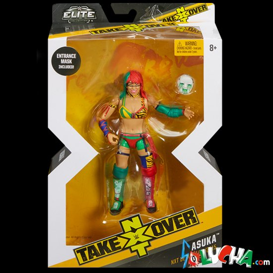 ASUKA(アスカ) フィギュア/NXT TakerOver Elite Exclusive