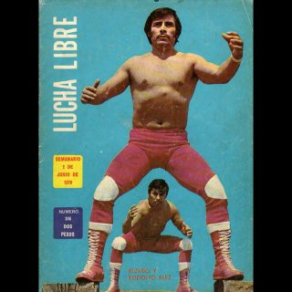 LUCHA LIBLE No.346
