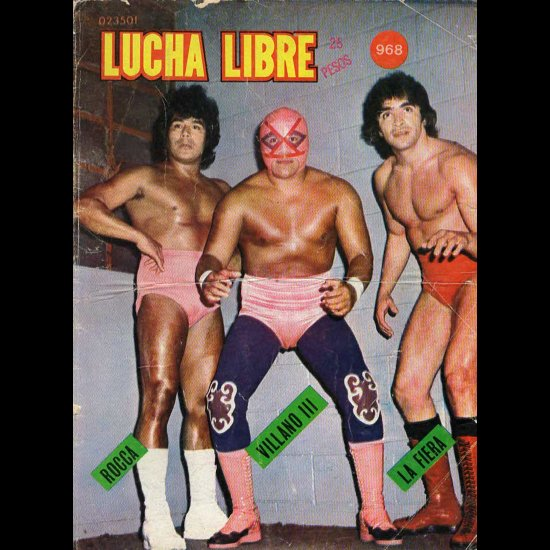 LUCHA LIBLE No.968