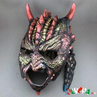 【LUCHA UNDERGROUND / AAA】ドラゴ リング使用済マスク / Drago