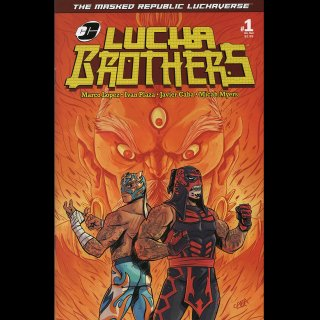 LUCHA BROTHERS #1