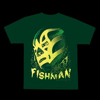 Fishman T-Shirt / フィッシュマン Tシャツ