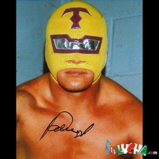 Talisman Autographed Photo / タリスマン サイン入ブロマイド