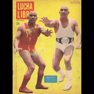 LUCHA LIBLE No.309