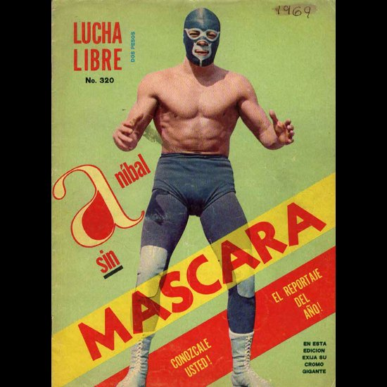 LUCHA LIBLE No.320