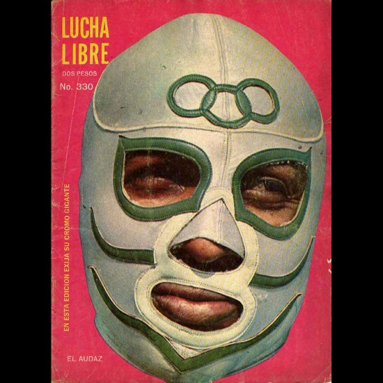 LUCHA LIBLE No.330