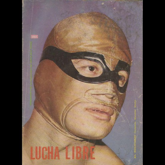 LUCHA LIBLE No.362