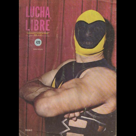 LUCHA LIBLE No.420