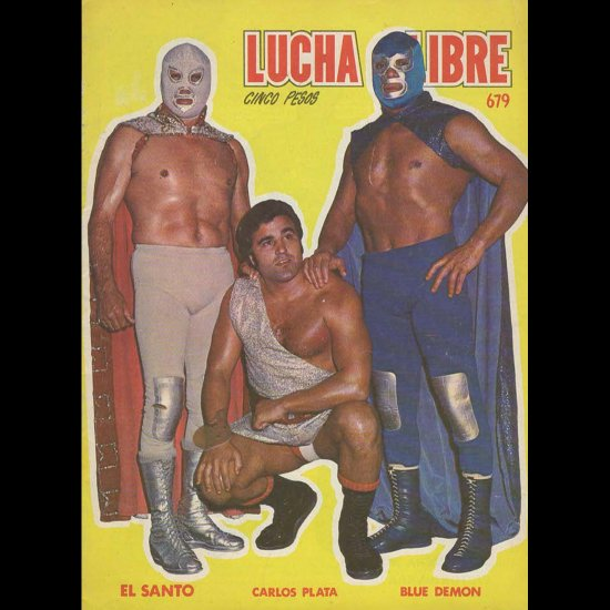 LUCHA LIBLE No.679