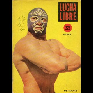 LUCHA LIBLE No.222