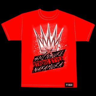 【WWE Authentic】SHINSUKE NAKAMURA(シンスケナカムラ)