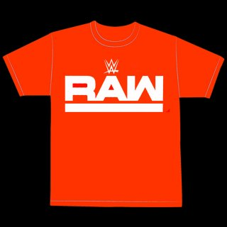 """【WWE Authentic】 WWE """"Team RAW"""" Tシャツ"""