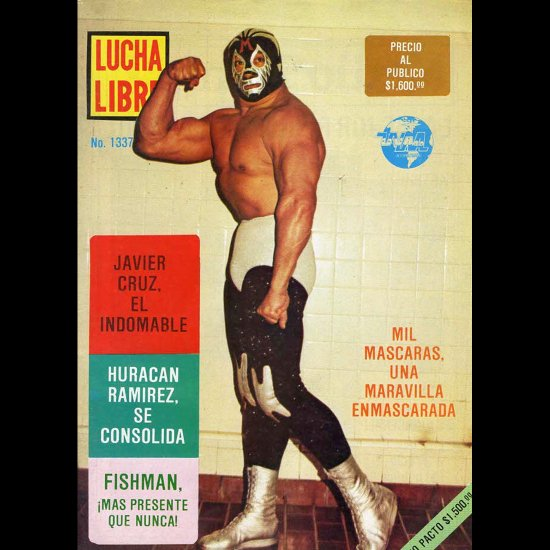 LUCHA LIBLE No.1337