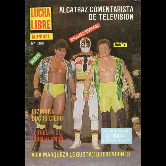 LUCHA LIBLE No.1369