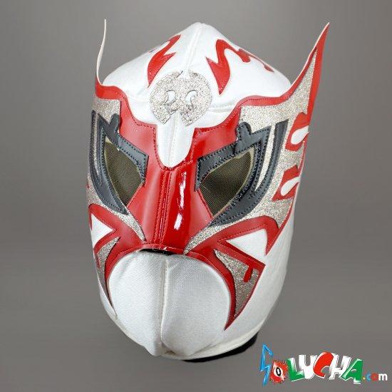 《メキシコ製応援用マスク》ニエブラ・ロハ / Niebla Roja